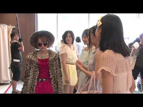 大江戸温泉物語「浴衣」物語篇 メイキング映像 / AKB48[公式]