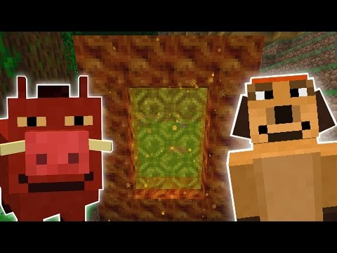 Minecraft: MOVIE THEATER REALITY MISSION - Custom Mod Challenge [S8E35]