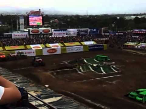 monster jam Costa Rica. Última Fecha(7)