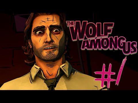 The Wolf Among Us - Episode 2 -Part 1 | SURPRISE RETURNS | Gameplay Walkthrough