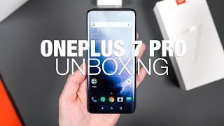 ONEPLUS 7 PRO Unboxing!