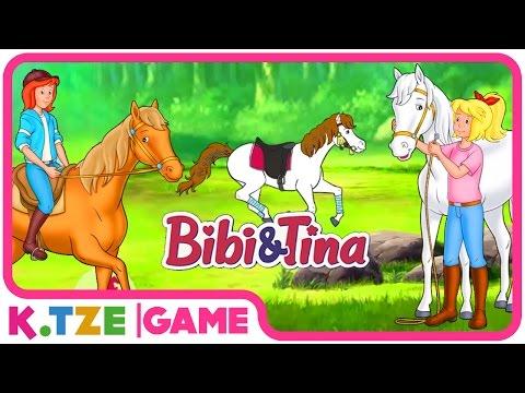 Bibi und Tina auf Deutsch 🐴 Ganze Folgen der Pferdeturnier App | Folge 3.