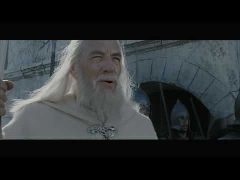 Lord of the Rings - Lighting of the Beacons [HD Test]