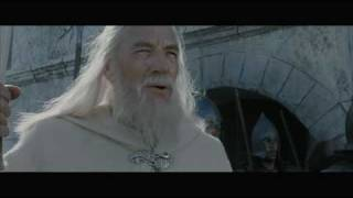 Lord Of The Rings Lighting Of The Beacons [HD Test