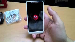 Motorola RAZR D3 XT919 Telcel Guerrero Mobile