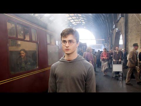 Hogwarts Express POV HD