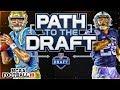 FULL DRAFT PREVIEW NCAA Football 18 Ep 18