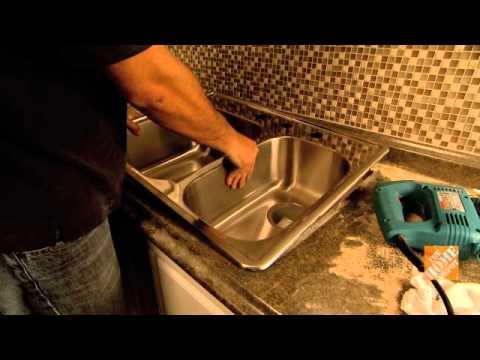 C mo cambiar un fregadero de cocina youtube - Youtube videos de cocina ...