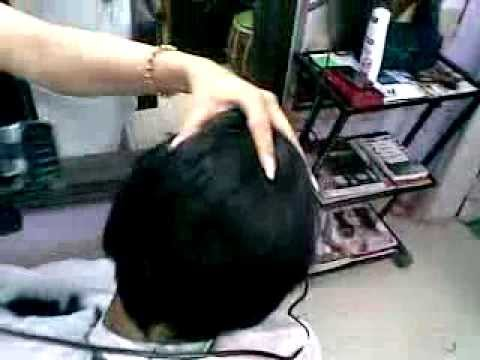 indian bobhaircut
