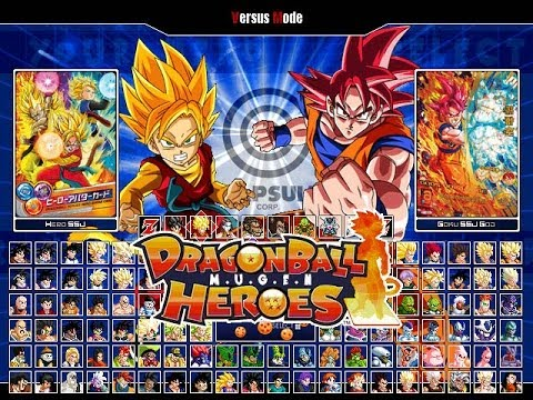 DragonBall Heroes M.U.G.E.N v2 - 2013 DOWNLOAD (Free PC Game) by RistaR87
