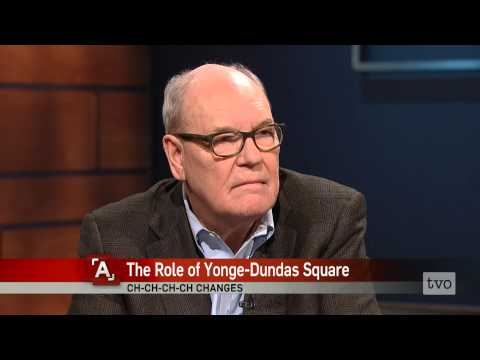 The Role of Yonge-Dundas Square