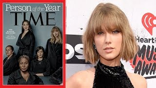 Taylor Swift SPEAKS OUT About Sexual Assault Trial As TIME's Person Of The Year