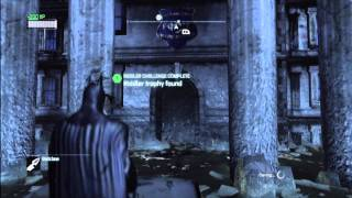 Batman Arkham City: Riddler Trophies And Solutions, Church