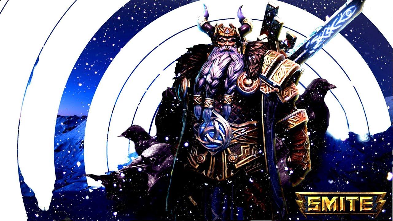 Smite - Odin In Norse Roulette - YouTube