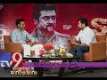 Real cop, C.V. Anand, and Singham Suriya have cop talk..