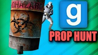 CAN DUPING SKILLS Gmod PROP HUNT