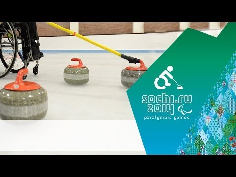 Bronze-medal game | Wheelchair curling | Sochi 2014 Paralympic Winter Games