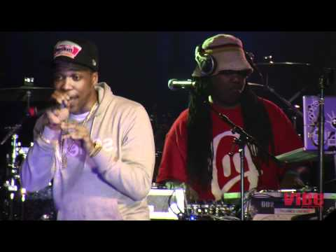 SXSW 2012 Curren$y performs Michael Knight