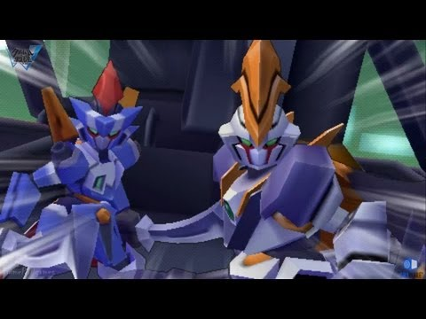 Danball Senki W - Ch.1 Ep.6 The LBX Rebellion END ★Play PSP ダンボール戦機 W LBXの反乱