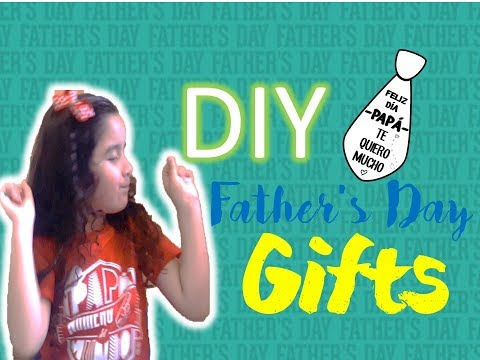 DIY Father's Day Gifts   Grecia