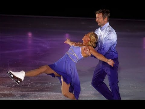 Torvill and Dean return to Sarajevo ice for emotional Bolero performance