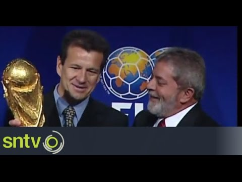 Dunga appointed Brazil coach for second time