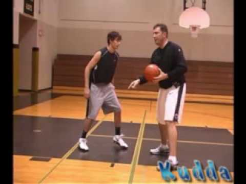 Basketball Post Play the reverse pivot 2