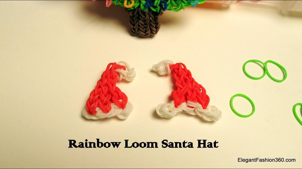 maxresdefault jpgRainbow Loom Santa Hat
