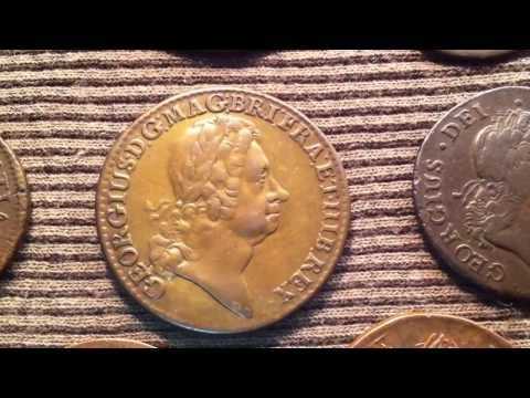 Early Colonial Period Coins