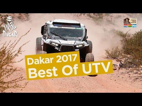 Best Of UTV - Dakar 2017