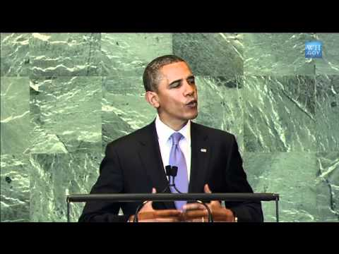 President Obama Addresses the UN General Assembly -i7uL16mxeag