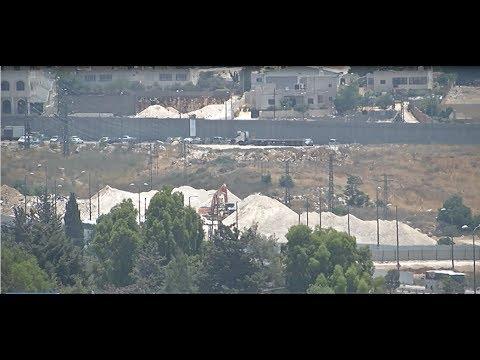 قلنديا البلد.. تتحول الى مخيم بعد مصادرة معظم اراضيها ومنع البناء فيها