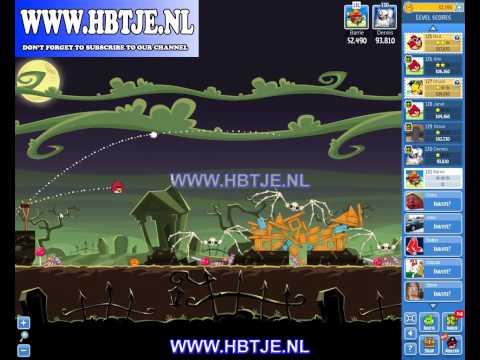 Angry Birds Friends Tournament Level 3 Week 76 halloween (tournament 3) no power-ups