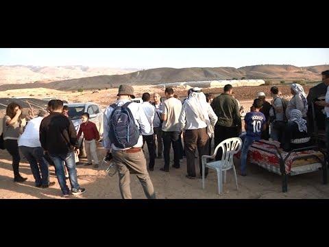 المخيم والجدار والمناطق المهمشة.. محطات من جولة الصحافة الأوروبية في الضفة الغربية