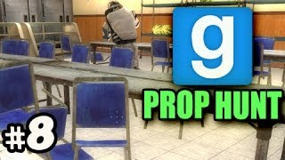 HIDING CHAIR IN CHAIRS Gmod PROP HUNT W/Nova, Kevin