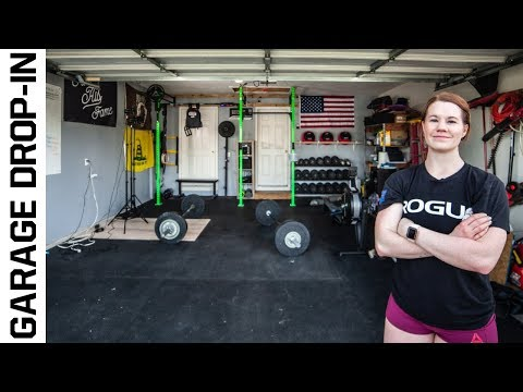 Personal Trainer Turns Garage Into a CrossFit Gym | Garage Gym Drop-In