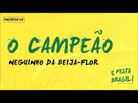 Neguinho da Beija Flor | O Campeão(Domingo Eu Vou ao Maracanã) (É Festa Brasil)