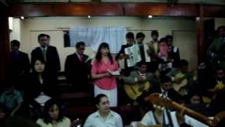 Coro Iglesia Metodista Pentecostal De Temuco Sta Rosa