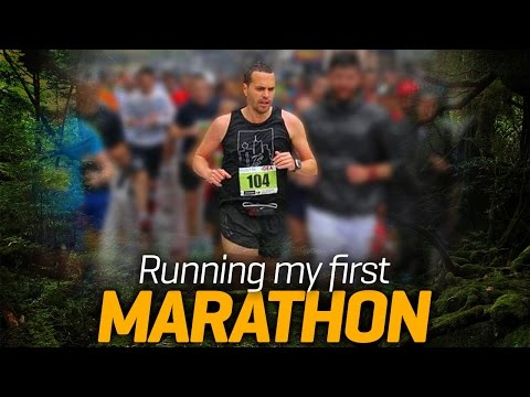 Running my first marathon - things I learned