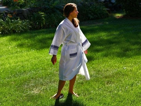 Kara Weaves - Handwoven Robes