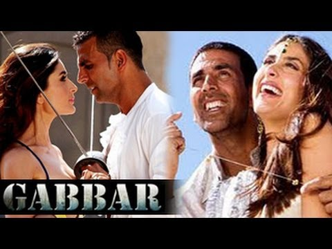 Kareena Kapoor & Akshay Kumar's GABBAR First Look
