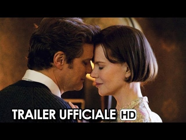 Le Due Vie Del Destino Trailer Ufficiale Italiano (2014) - Colin Firth, Nicole Kidman Movie HD