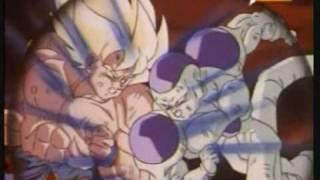 Dragon Ball Z AMV Goku Vs Freezer Les Origines De Goku