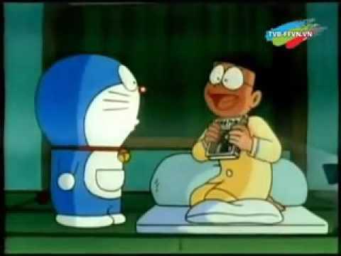 Doremon   Phim Hoạt Hình Đôrêmon Lồng tiếng tập 48   Nobita làm thám tử & Mạo hiểm cùng Dora nhí   V