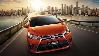 2014 All New Toyota Yaris Price, Pics And Specs 2013