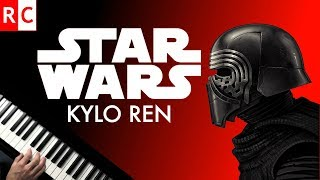 Kylo Ren's Theme (Piano Cover) Star Wars: The Last Jedi