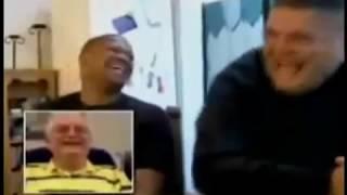 Ataques de risa en TV