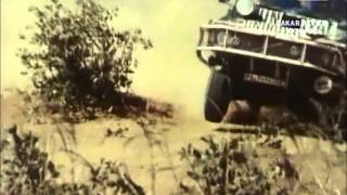 VW Iltis takes on the 1980 Dakar Rally