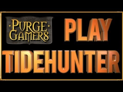 Dota 2 Gameplay - Purge plays Tidehunter