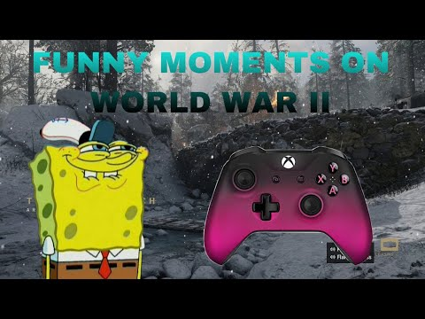 Funny Moments On World War II